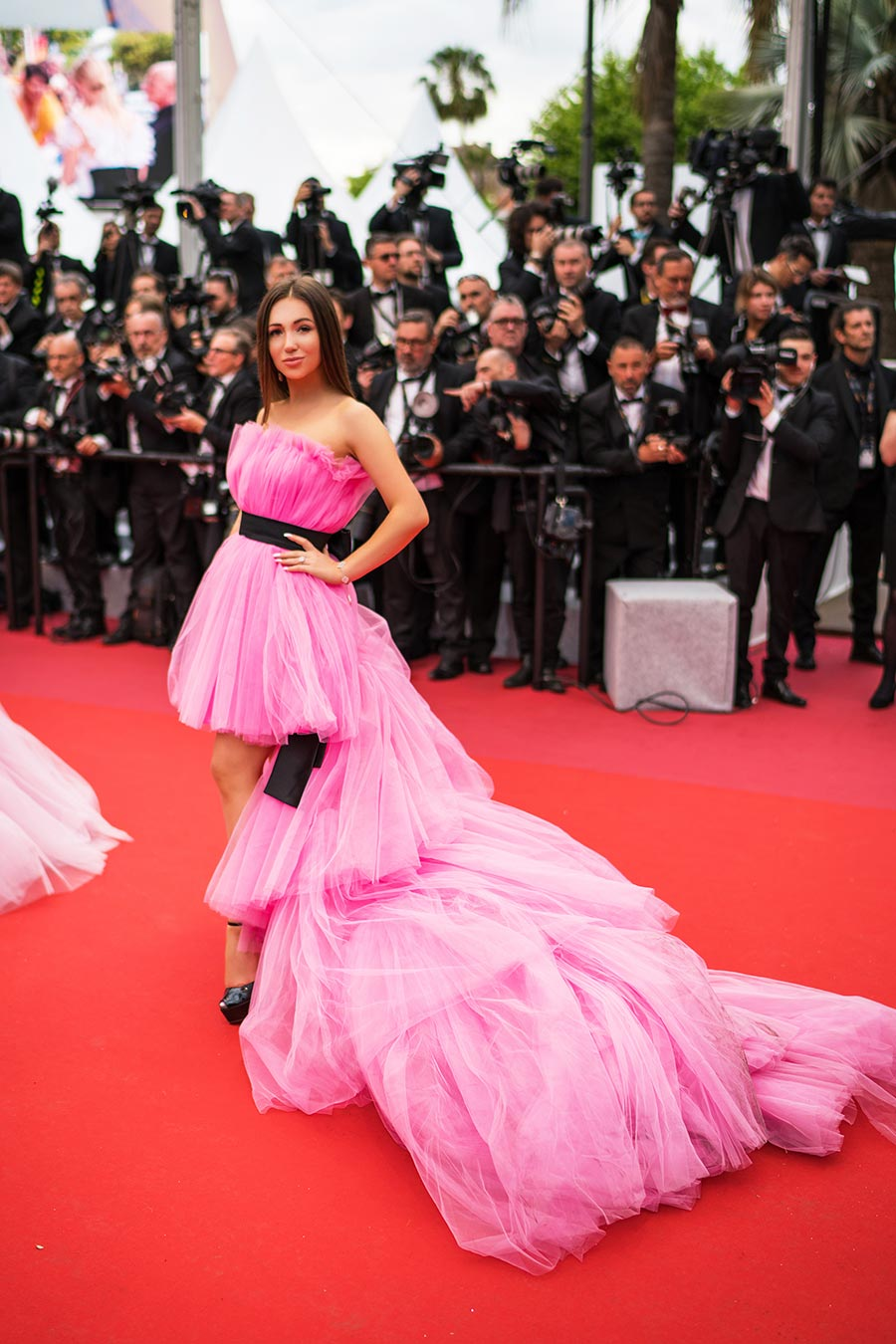 Elvira Gavrilova in 72nd Cannes Film Festival 2019